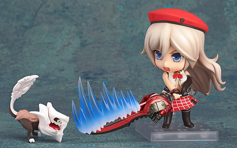 Nendoroid 401. Alisa Ilyinichna Omela GOD EATER / Алиса GOD EATER аниме фигурка
