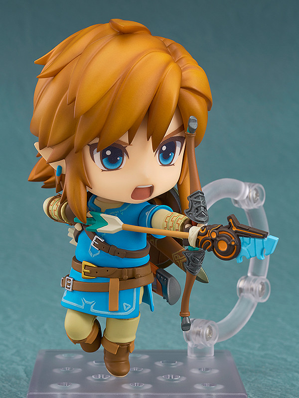 Nendoroid 733. Breath of the Wild Ver. The Legend of Zelda