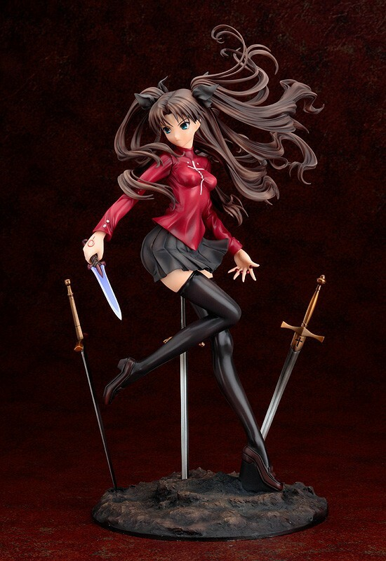 Rin Tohsaka [-UNLIMITED BLADE WORKS-] [1/7 Complete Figure]