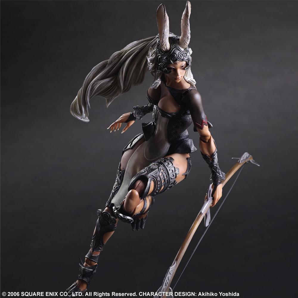 PLAY ARTS FINAL FANTASY XII FRAN / Фигурка Фран из Final Fantasy XII