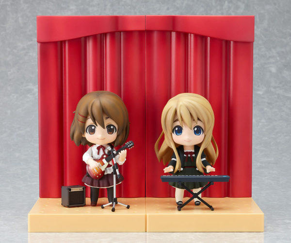 K-ON! - Hirasawa Yui - Kotobuki Tsumugi Live Stage Ver. Set - K-ON! - Nendoroid 110