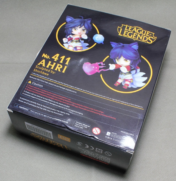 Nendoroid 411. Ahri League of Legends фигурка Ари