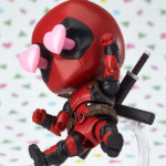 Nendoroid 662. Deadpool Orechan Edition / Дэдпул фигурка