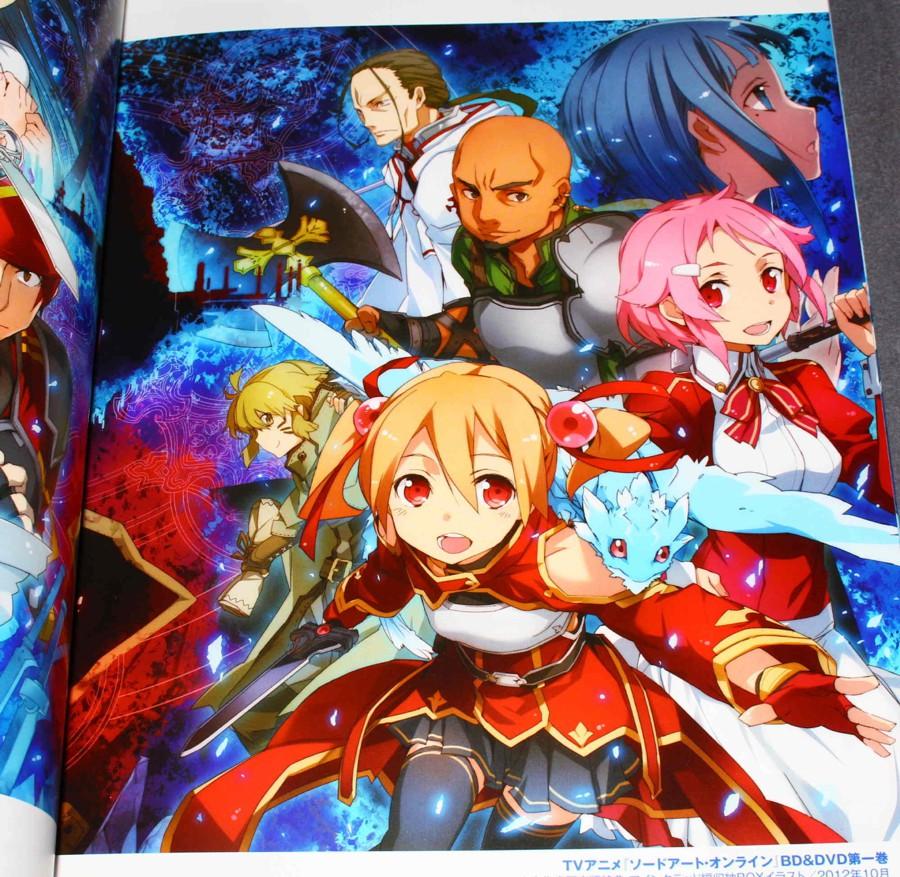 Sword Art Online abec Art Works