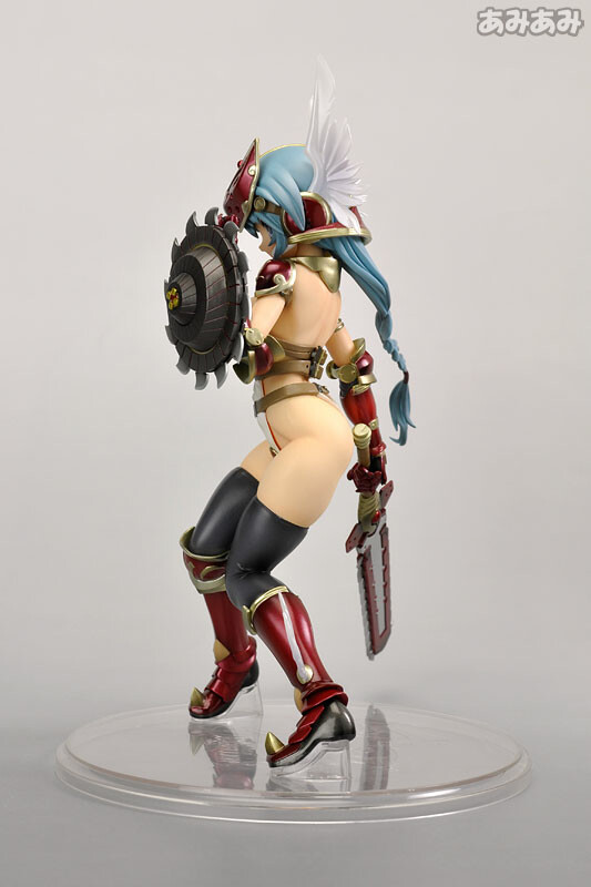 Mirim – Queen's Blade Rebellion 1/8 4