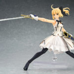Figma EX-038. Saber/Altria Pendragon [Lily]: Third Ascension ver. (Fate/Grand Order)