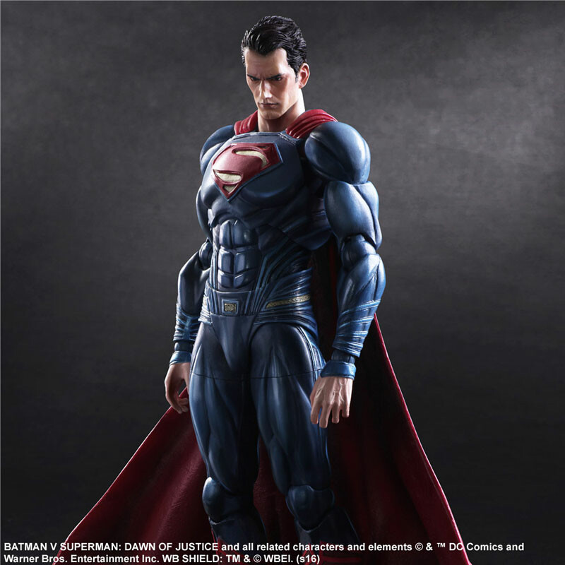 Superman - Batman vs Superman: Dawn of Justice - Variant Play Arts Kai