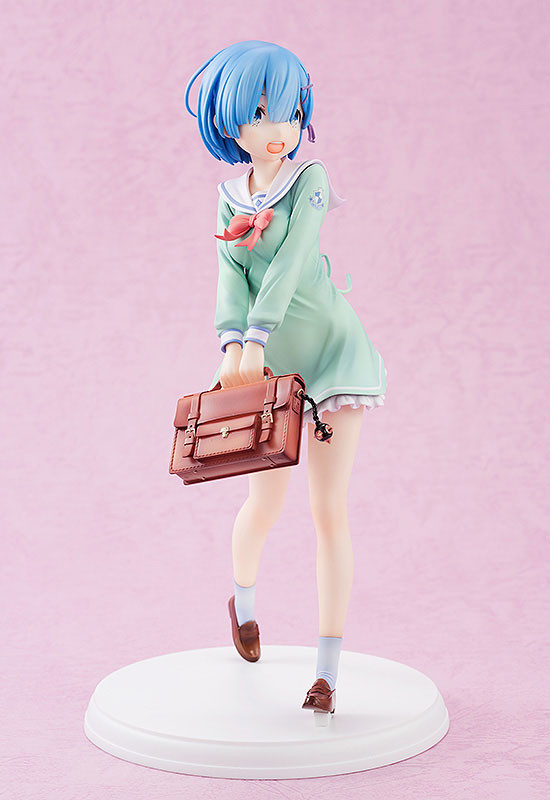 Rem High School Uniform Ver. Re:ZERO -Starting Life in Another World [1/7 Complete Figure]