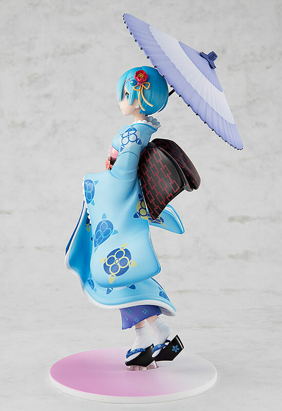 Rem Ukiyo-e Ver. - Re:ZERO -Starting Life in Another World- [1/8 Complete Figure]