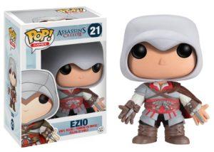 Funko POP. Assassin's Creed Ezio / Фанко Поп фигурка Эцио Кредо убийцы