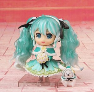 Nendoroid 047. Snow in Summer Miku Hatsune Vocaloid