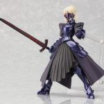 Figma 072 Fate stay Night Black armor Saber / Судьба ночь схватки Сэйбер аниме фигурка 5