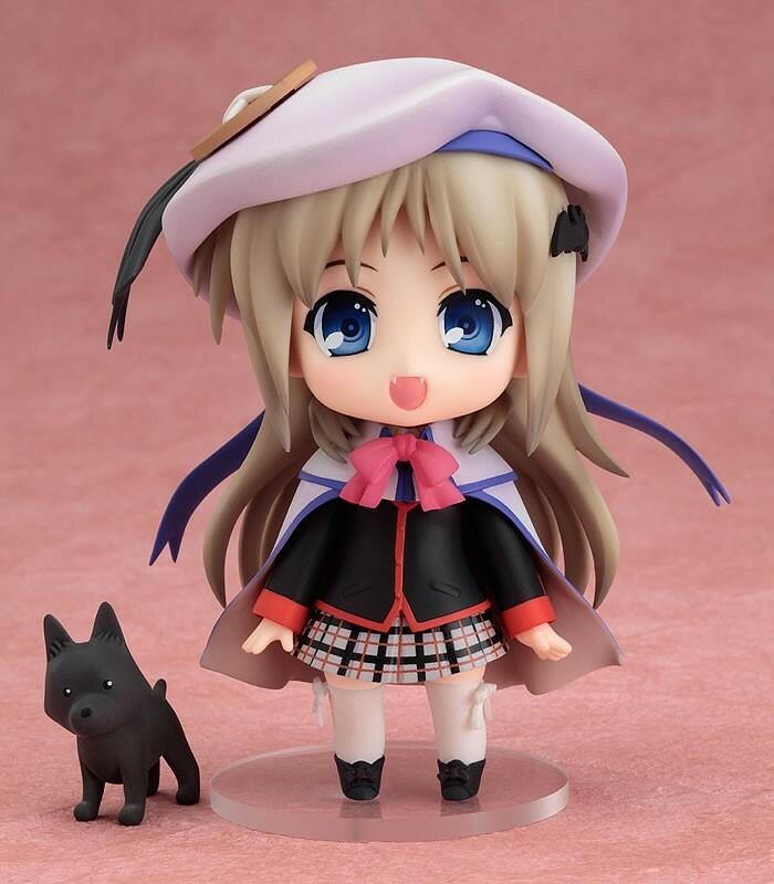 Nendoroid 158. Kudryavka Noumi: Winter Uniform Ver. [Little Busters!]