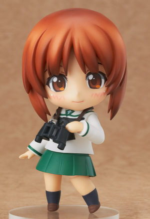 Miho Nishizumi - Girls und Panzer - Nendoroid 310