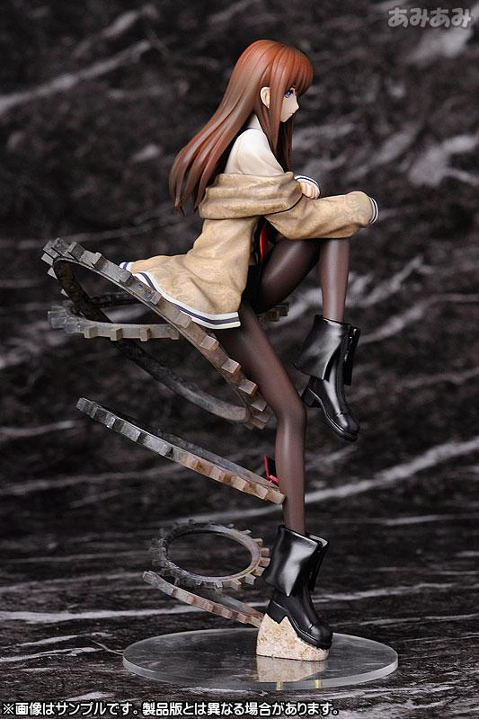 Kurisu Makise 1/8 Complete Figure (Steins;Gate) / Врата Штейна фигурка Курису Макисэ