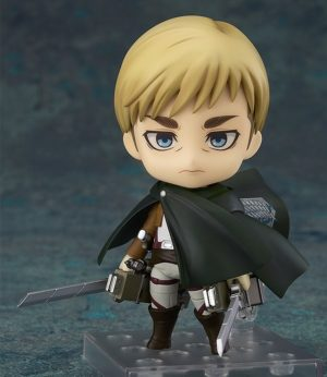 Nendoroid 775. Erwin Smith Attack on Titan / Вторжение гигантов фигурка Эрвин Смит