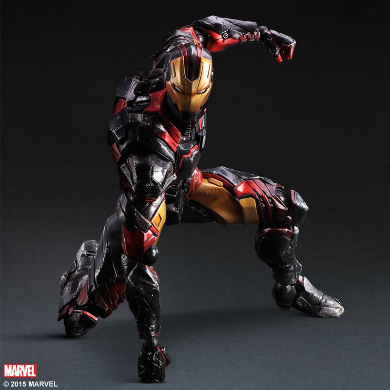 Iron Man (Железный человек) [Play Arts Kai]