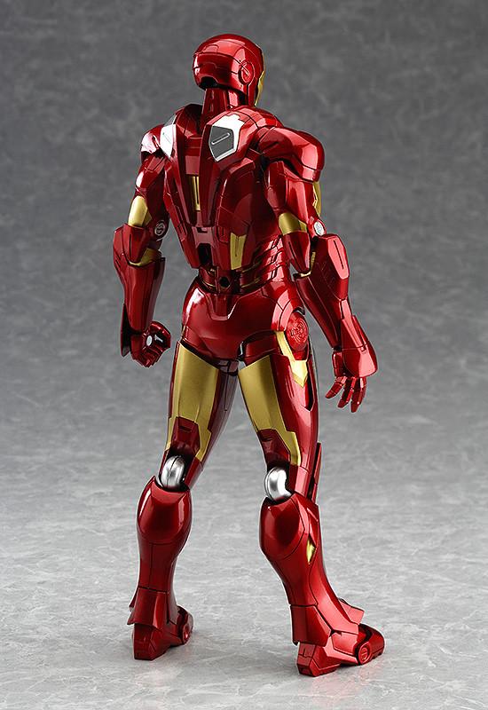 Figma 217. Iron Man Mark VII / Железный человек фигурка Марк 7