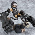 Black Rock Shooter Strength -animation version- 1/8 Complete Figure / Стрелок с Черной скалы 1