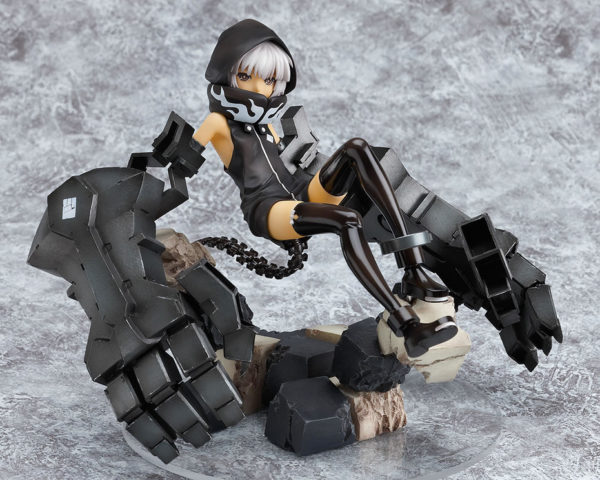 Black Rock Shooter Strength -animation version- 1/8 Complete Figure / Стрелок с Черной скалы