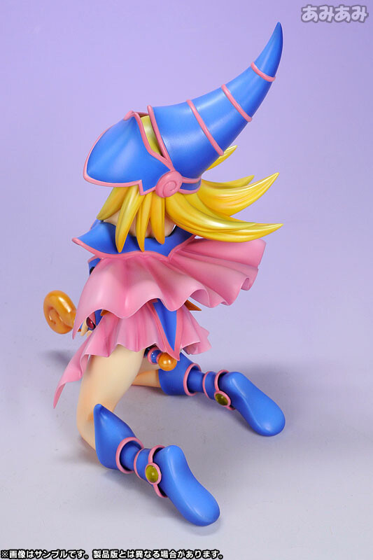Dark Magician Girl [Yu-Gi-Oh! Duel Monsters] [1/7 Complete Figure]