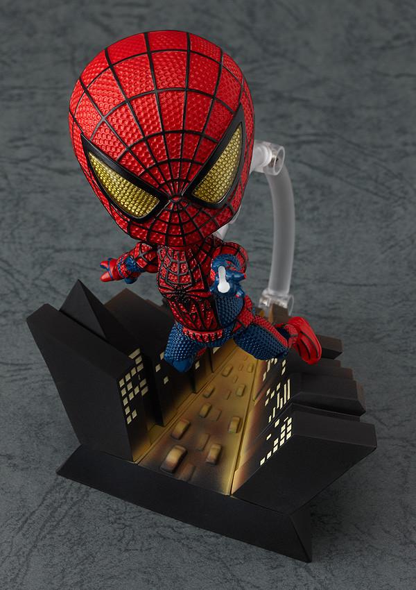 Nendoroid 260. Spider-Man: Hero's Edition / Человек-паук нендороид фигурка