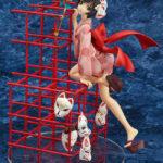Tsukihi Araragi Nisemonogatari (Bakemonogatari) 1/8 Complete Figure / Истории монстров фигурка Цукихи Арараги 1