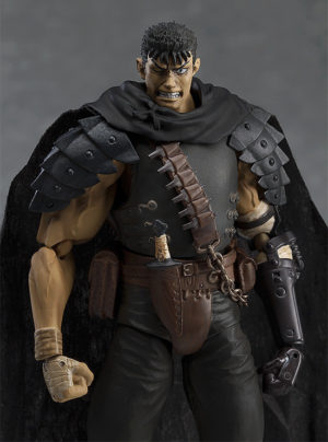 Figma 359. Guts: Black Swordsman ver. Repaint Edition (Berserk / Берсерк)