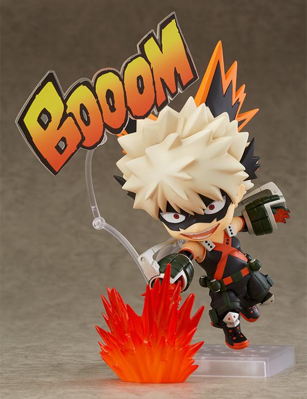 Nendoroid 705. Katsuki Bakugo: Hero's Edition (My Hero Academia)