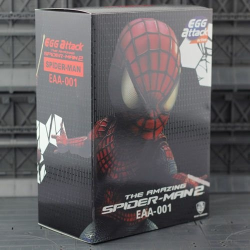 Amazing Spider-man - [EGG ATTACK EAA-001]