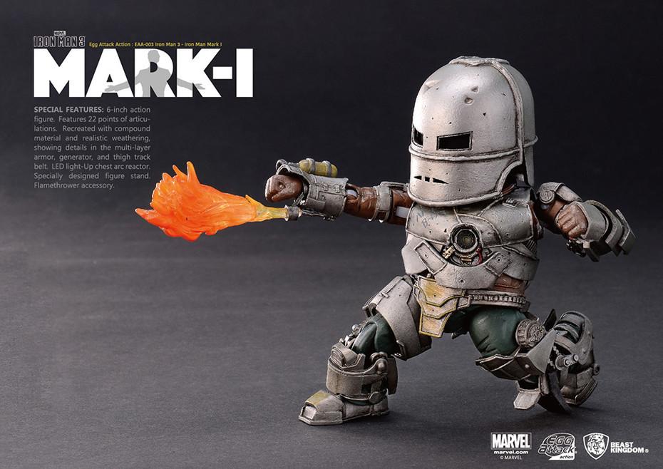Iron Man Mark I - [EGG ATTACK EAA-003]