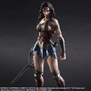 PLAY ARTS WONDER WOMAN BATMAN V SUPERMAN: DAWN OF JUSTICE / ЧУДО ЖЕНЩИНА ФИГУРКА