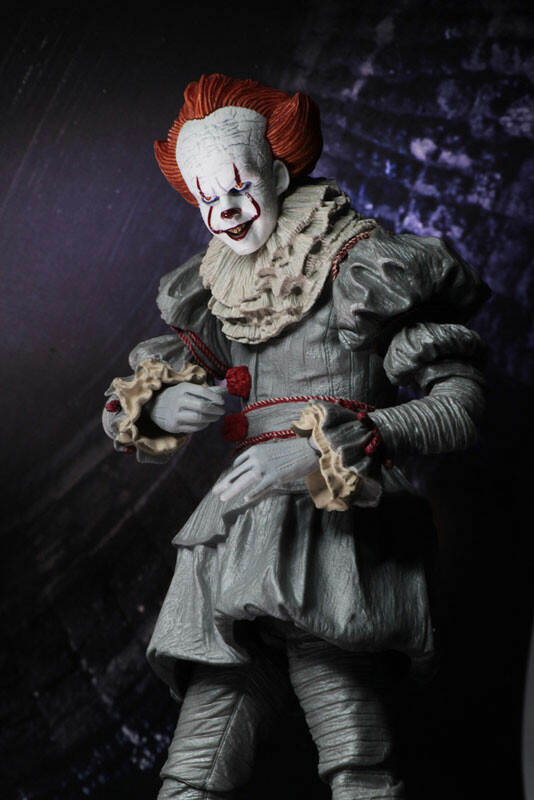 Pennywise Ultimate Action Figure [IT / ОНО]