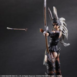 PLAY ARTS FINAL FANTASY XII FRAN / Фигурка Фран из Final Fantasy XII