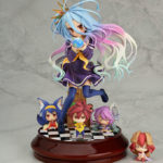 No Game No Life Shiro 1/7 Complete Figure / аниме фигурка Сиро 9