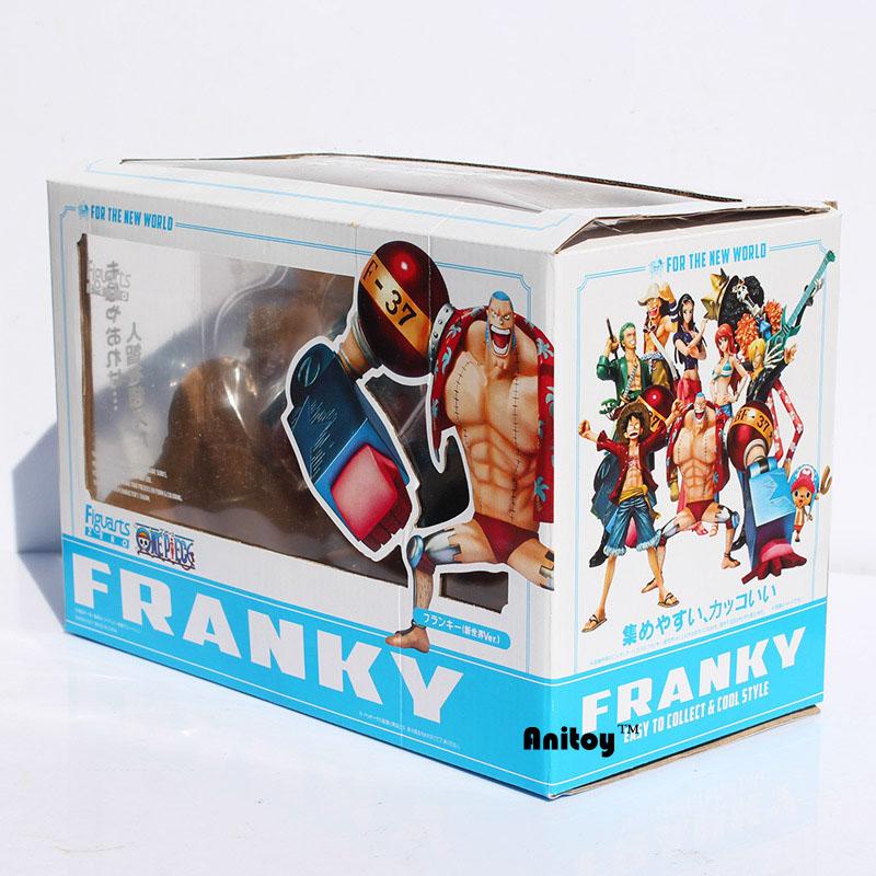 One Piece - Franky Two Years Later New World / Ван Пис - Фрэнки фигурка