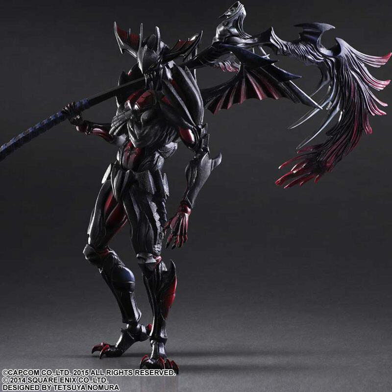 Monster Hunter X: Diablos Armor [Play Arts Kai]