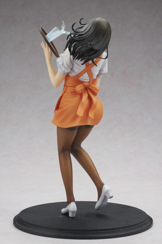 Wakazuma Waitress Hitomi - Oda Non Heroine Collections 1/6