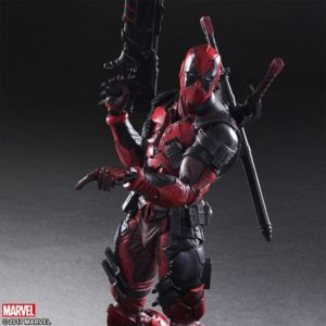 Marvel Universe Variant Deadpool [PLAY ARTS KAI]