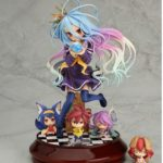No Game No Life Shiro 1/7 Complete Figure / аниме фигурка Сиро 5