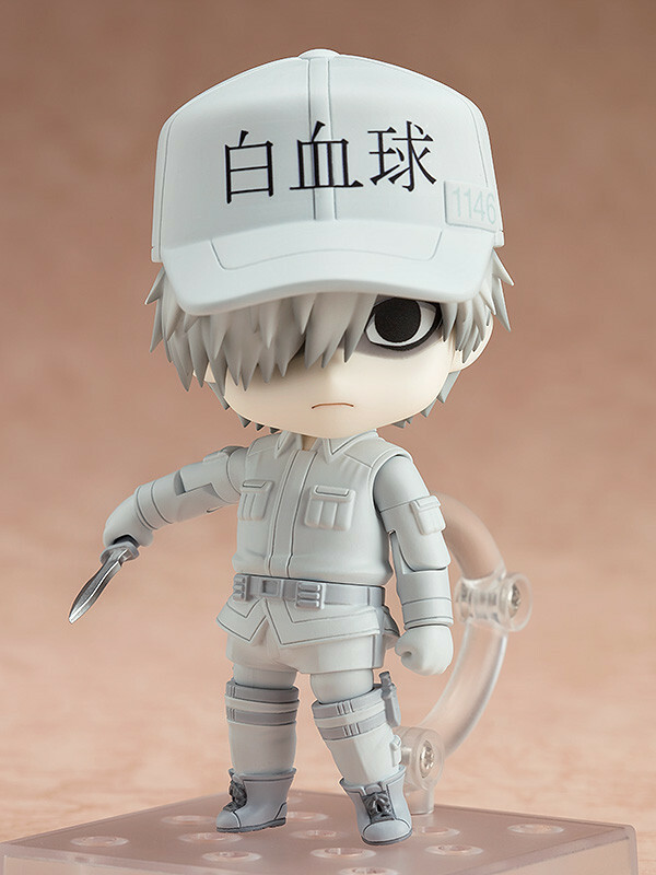 Nendoroid 979. White blood cell(Neutrophil)[Cells at Work!]