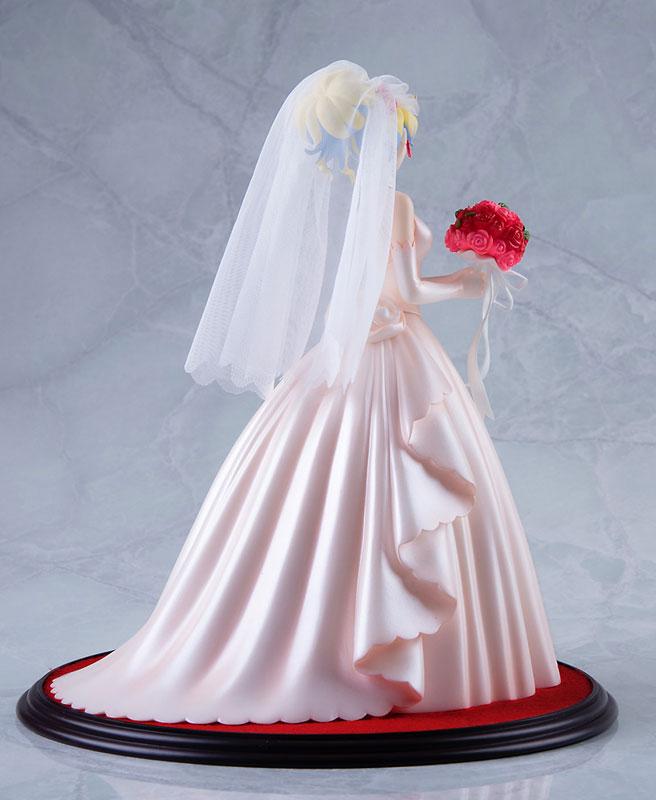 Nia Teppelin Wedding Dress - Gurren Lagann 1/8 Complete Figure