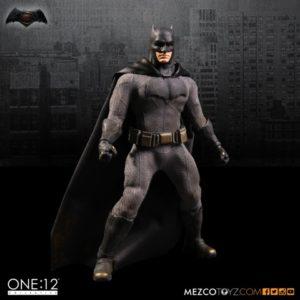 One:12 Collective Batman Dawn of Justice (Mezco)