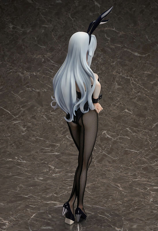 Hyperdimension Neptunia: Black Heart Bunny Ver. [1/4 Complete Figure]