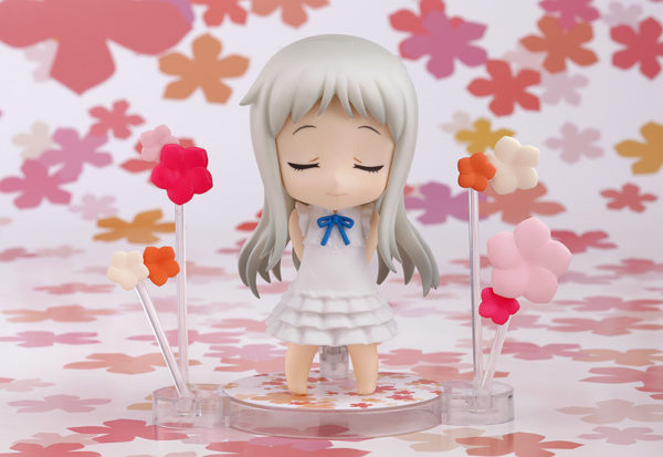Nendoroid 204. Menma Anohana / Невиданный цветок аниме фигурка