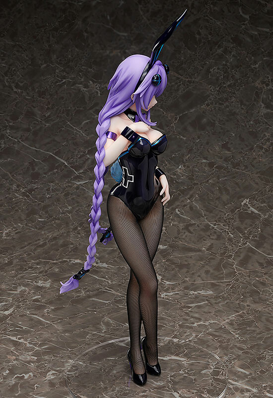 Purple Heart Bunny Ver. Hyperdimension Neptunia [1/4 Complete Figure]