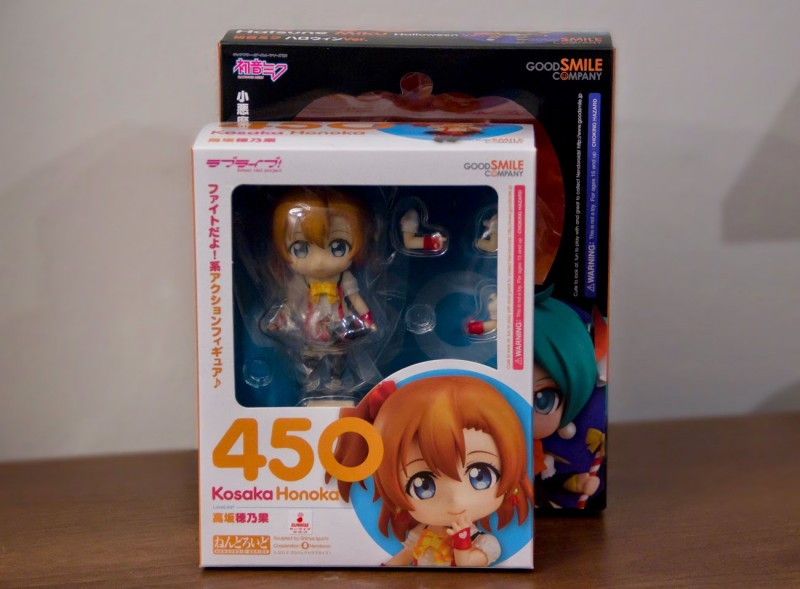 Nendoroid 450. Honoka Kosaka / Косака Хонока аниме фигурка - LoveLive!