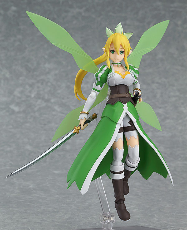 figma 314. Leafa - Sword Art Online II (аниме фигурка Лифа - Мастера меча онлайн)