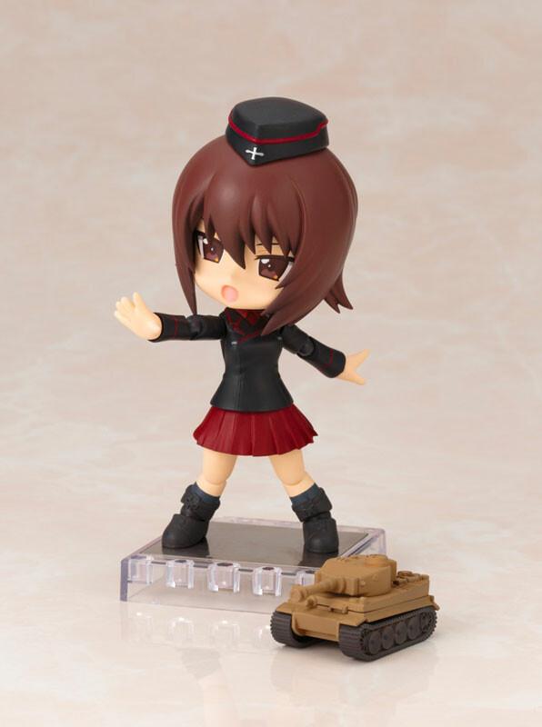 Girls und Panzer - Maho Nishizumi - Cu-Poche