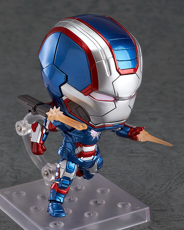 Nendoroid 392. Iron Patriot: Hero's Edition